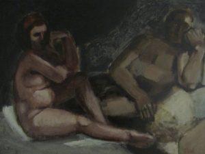 Original Artwork by Artist John Woodcock
